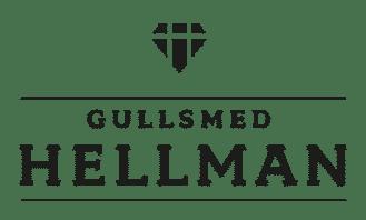 Gullsmed Hellman Logo