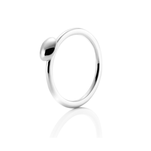 Efva Attling ring love beads plain