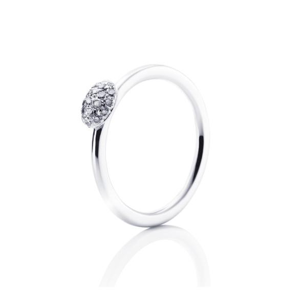 Efva Attling ring love bead