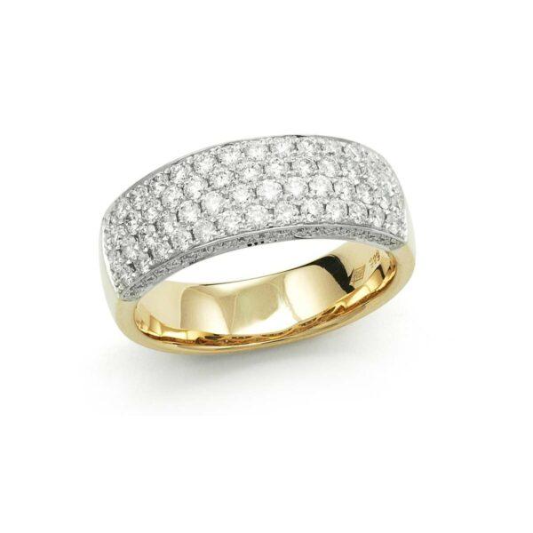 RING DIAMONDSIDE GULTGULL
