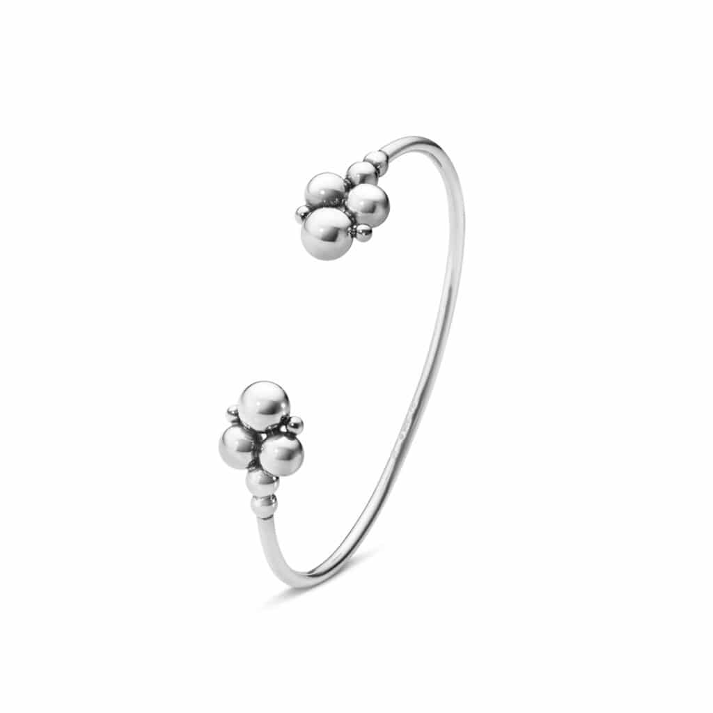 GEORG JENSEN ARMBÅND MOONLIGHT GRAPES SØLV