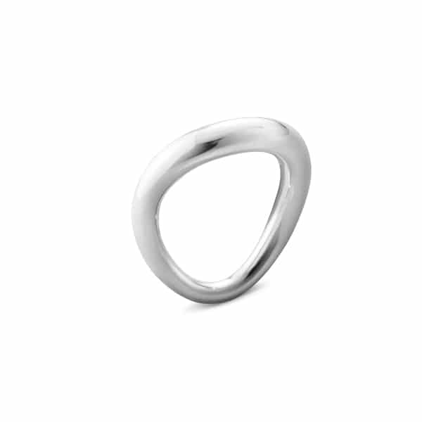 GEORG JENSEN RING OFFSPRING SØLV