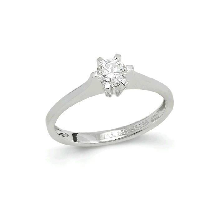 DIAMANTRING 1 STEN 0.30CT TW.SI