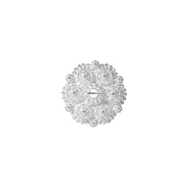 Minibolesølje hvit