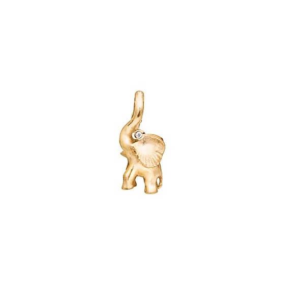 OLE LYNGGAARD CHARM CIRCUS ELEPHANT