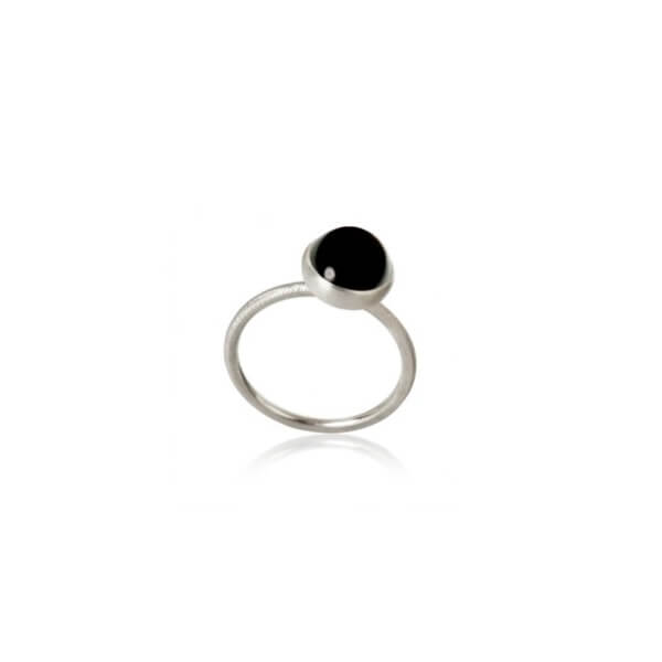DULONG RING PACIFIC SPINEL SØLV LITEN