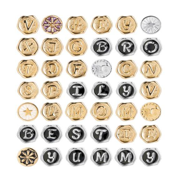 Coins Maria black pop collection
